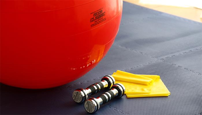ボール トレーニング アスリート バランス